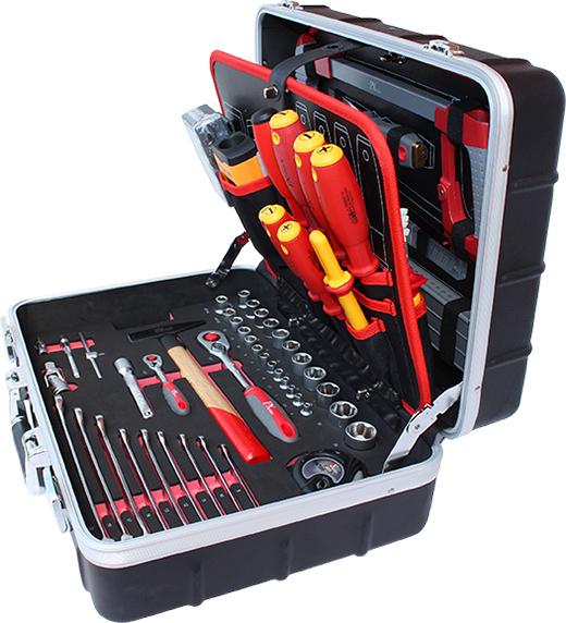 Werkzeugkoffer | Für Hobby, Handwerk, oder privat – TIXIT