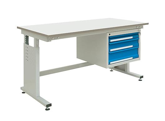 Ergonomischer arbeitstisch  ERGO-Arbeitstischsysteme | Topmodern und ergonomisch – TIXIT